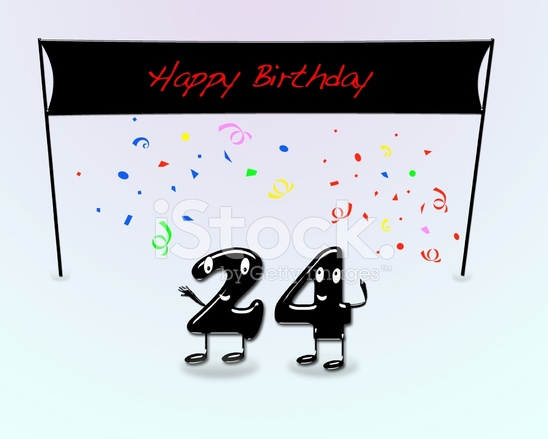 24th birthday clipart clip art freeuse library 24th Birthday Stock Photos - FreeImages.com clip art freeuse library