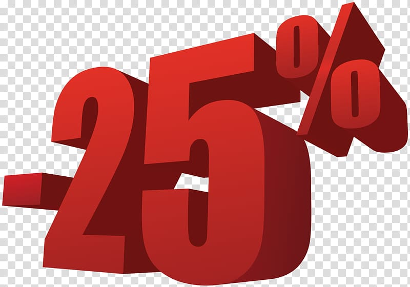 25 percent off clipart clip library download 25 percent illustration, 25% Off Sale transparent background PNG ... clip library download