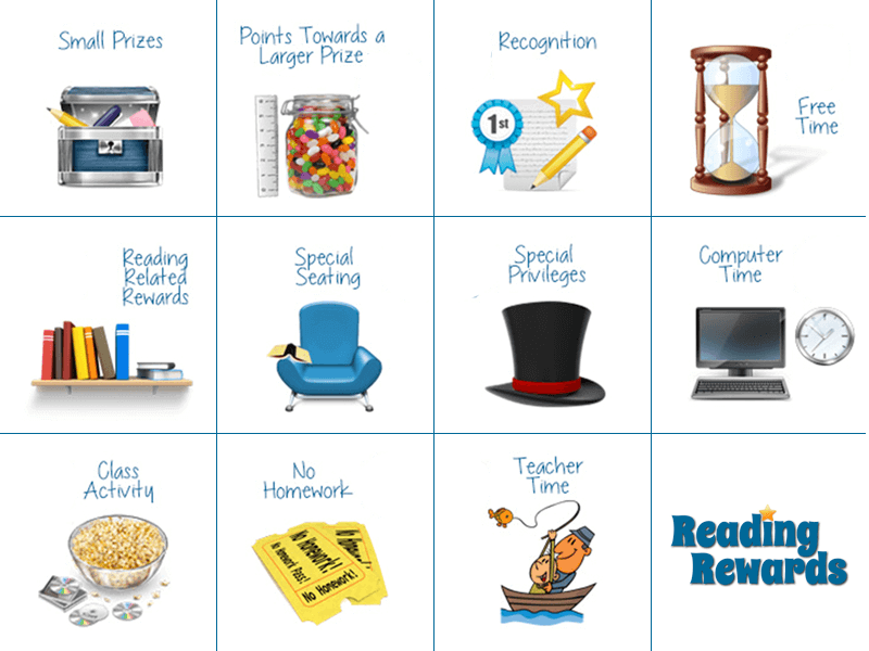 25 points incentive clipart png freeuse download The reward *IS* in the reading - Reading Rewards png freeuse download