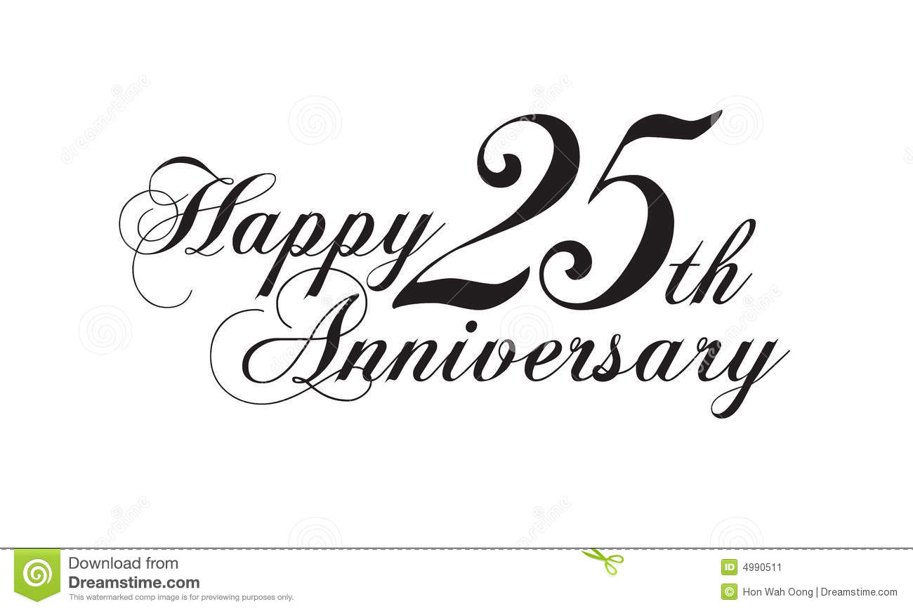 25 year anniversary clipart svg download 28+ 25th Anniversary Clip Art | ClipartLook svg download