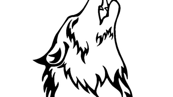 2560x1440 wolf clipart png black and white download Wolf Howling Clipart (106+ images in Collection) Page 1 png black and white download