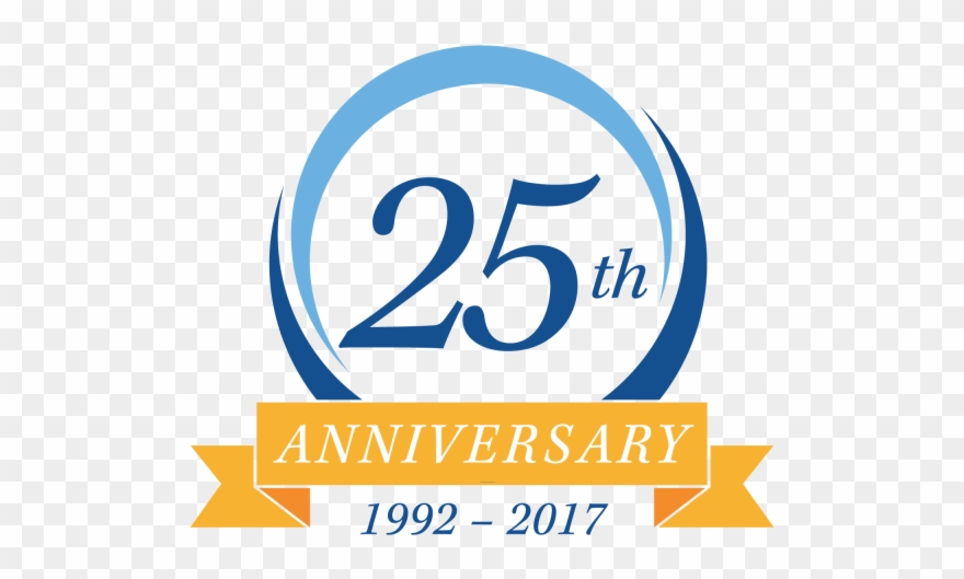 25th anniversary logo clipart banner free stock 25 Years - 25 Th Anniversary Logo Clipart (#2048004) - PinClipart banner free stock