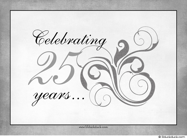 Free 25 Wedding Anniversary Cliparts, Download Free Clip Art, Free ... clipart royalty free download