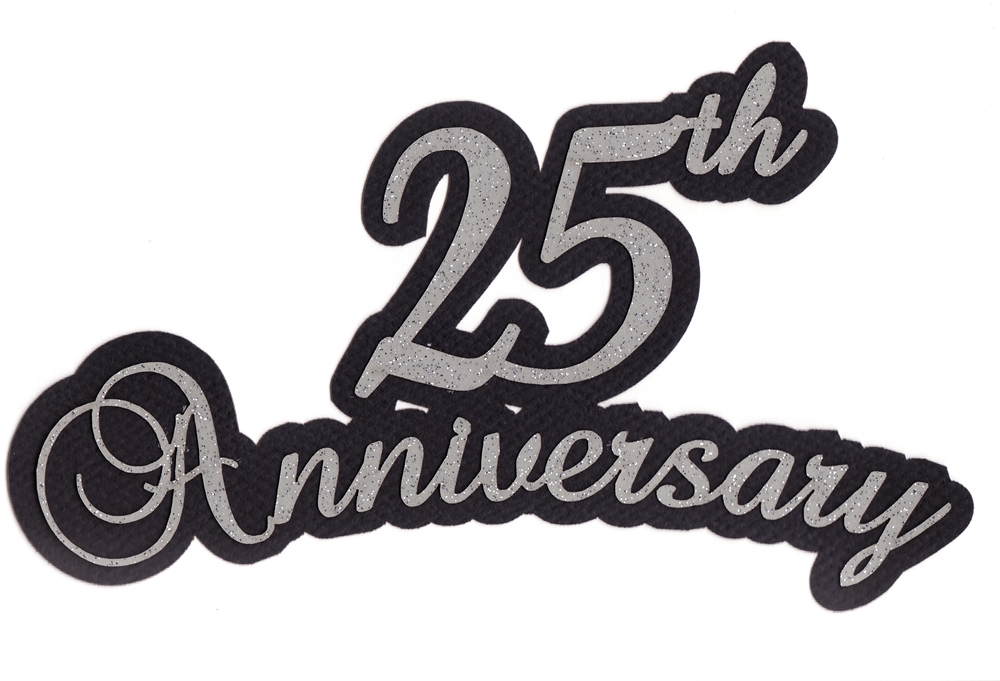 Silver jubilee reunion clipart clip transparent library Free 25 Wedding Anniversary Cliparts, Download Free Clip Art, Free ... clip transparent library