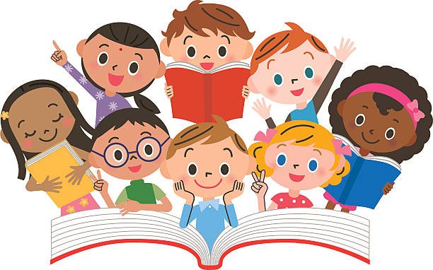 28 clipart jpg library stock children-reading-clipart-28-collection-of-clipart-pictures-of ... jpg library stock