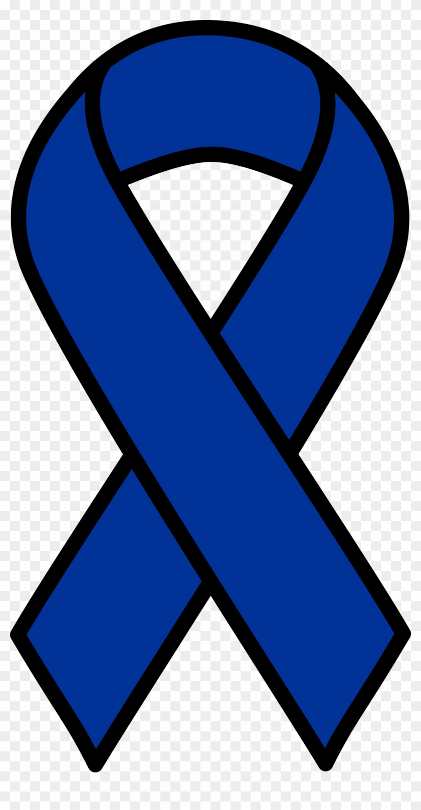 28 clipart blue clipart library 28 Collection Of Blue Ribbon Clipart Black And White - Colon Cancer ... clipart library