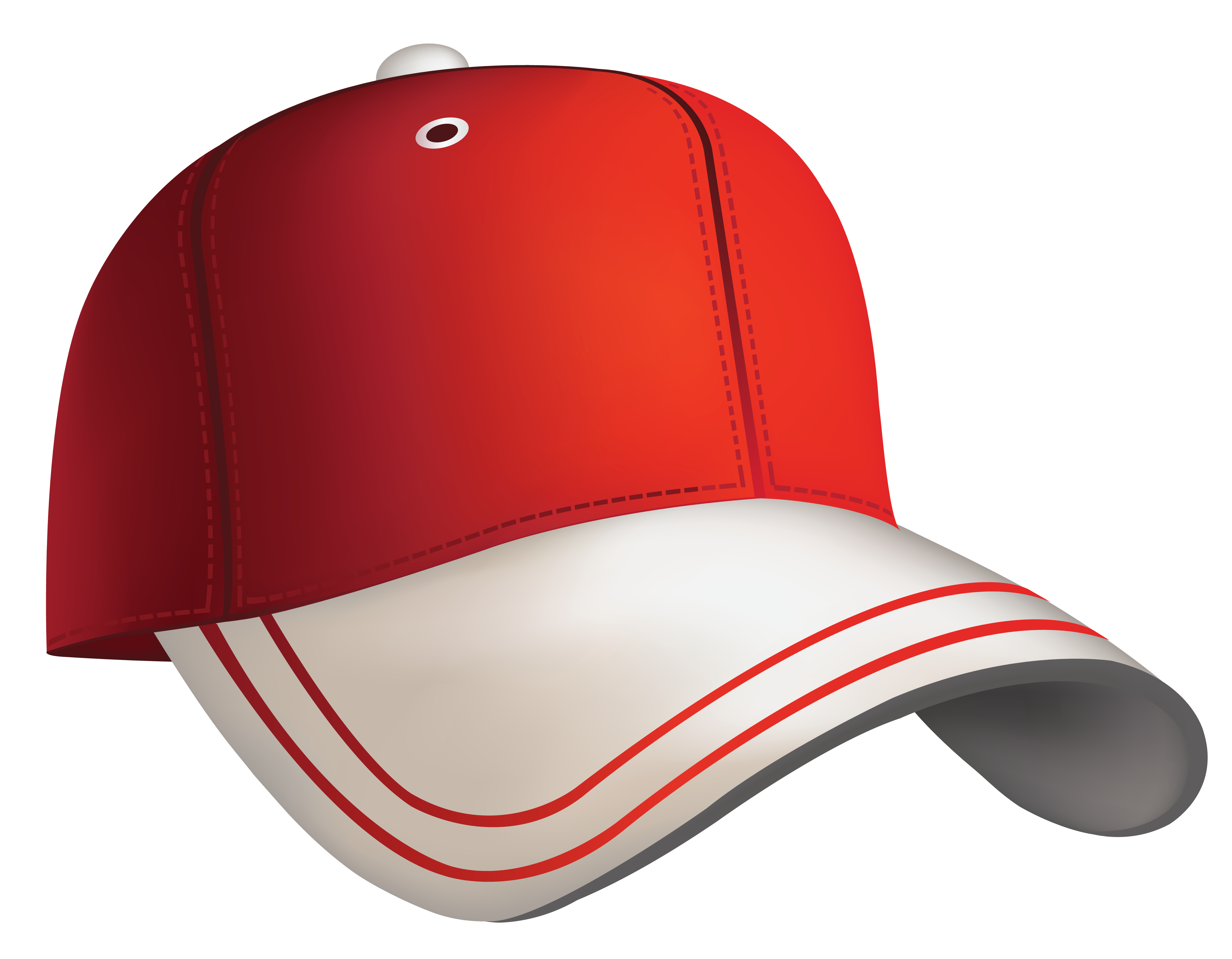 Basketball hat clipart