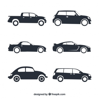 Free car silhouette clipart jpg library download Car Silhouette Vectors, Photos and PSD files | Free Download jpg library download