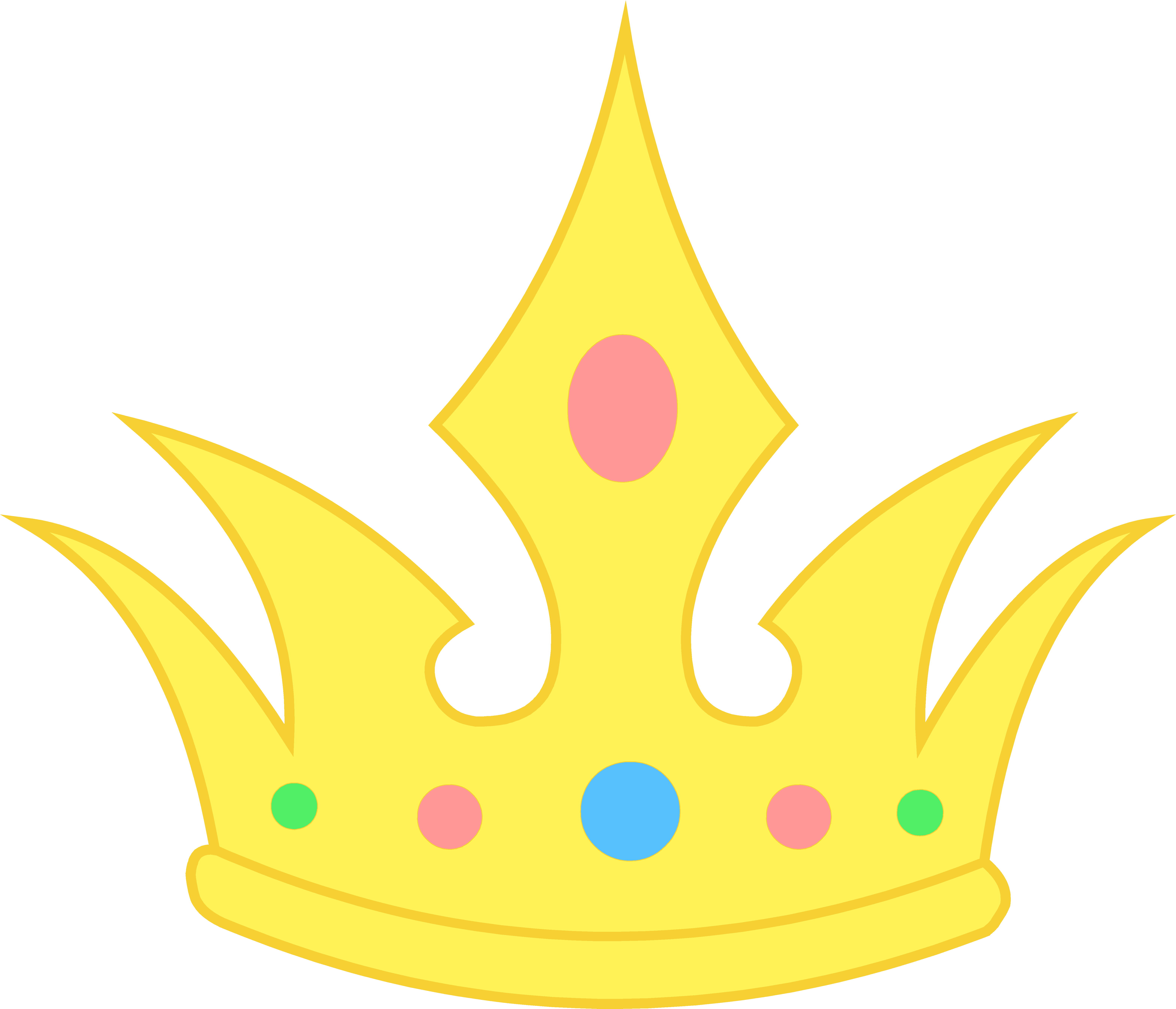 2d clipart crown jpg royalty free stock Simple Tiara Clip Art | Clipart Panda - Free Clipart Images jpg royalty free stock