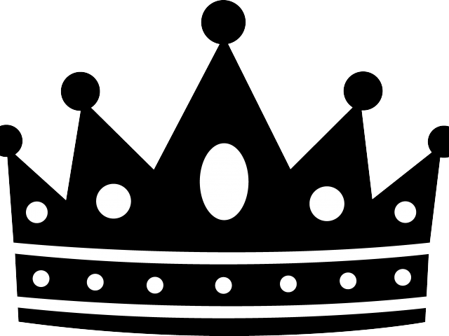 Kings crown clipart black and white banner royalty free Kings Crown Clipart Free Download Clip Art - carwad.net banner royalty free