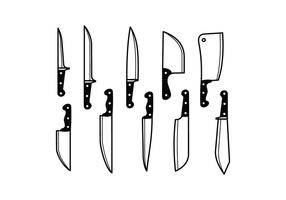 Knife Free Vector Art - (3,149 Free Downloads) svg black and white download