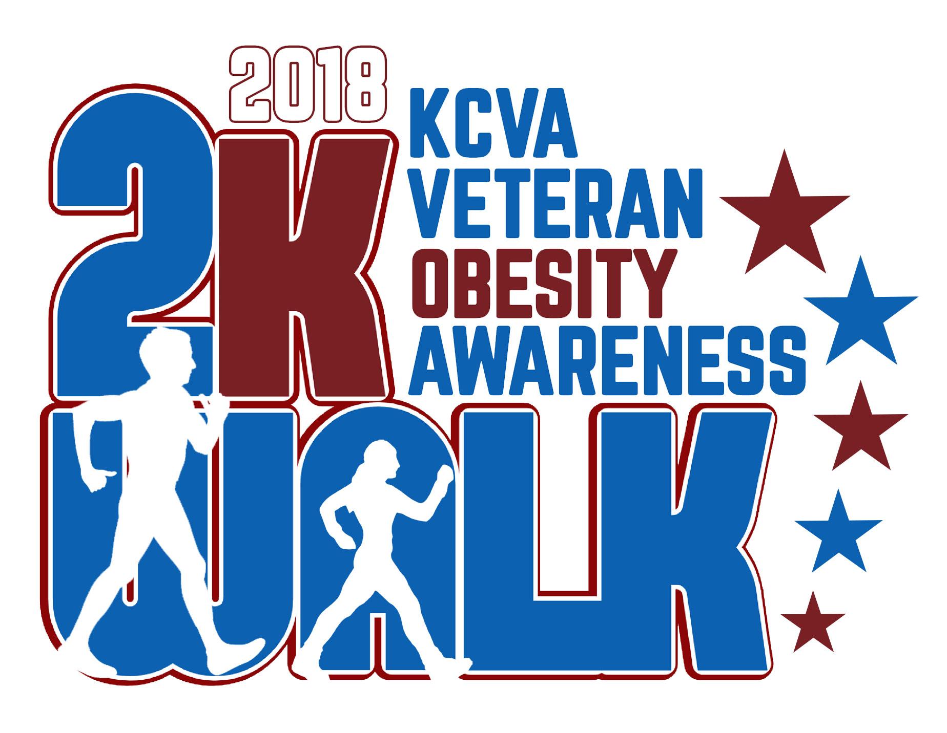 2k medical centre clipart banner transparent Veteran Obesity Awareness 2k Walk - Kansas City VA Medical Center banner transparent