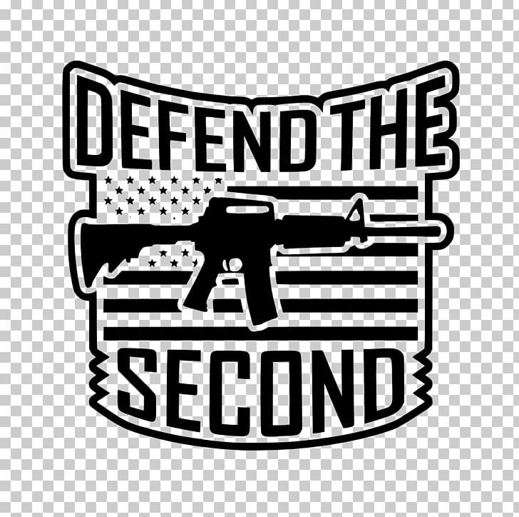 Admendment 9 clipart clip art black and white Second Amendment To The United States Constitution Decal T-shirt PNG ... clip art black and white