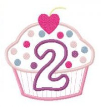 2nd birthday clip art - ClipartFest clipart free library