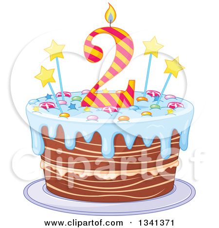 2nd birthday cake clipart clipart stock 2nd birthday cake clipart - ClipartFest clipart stock