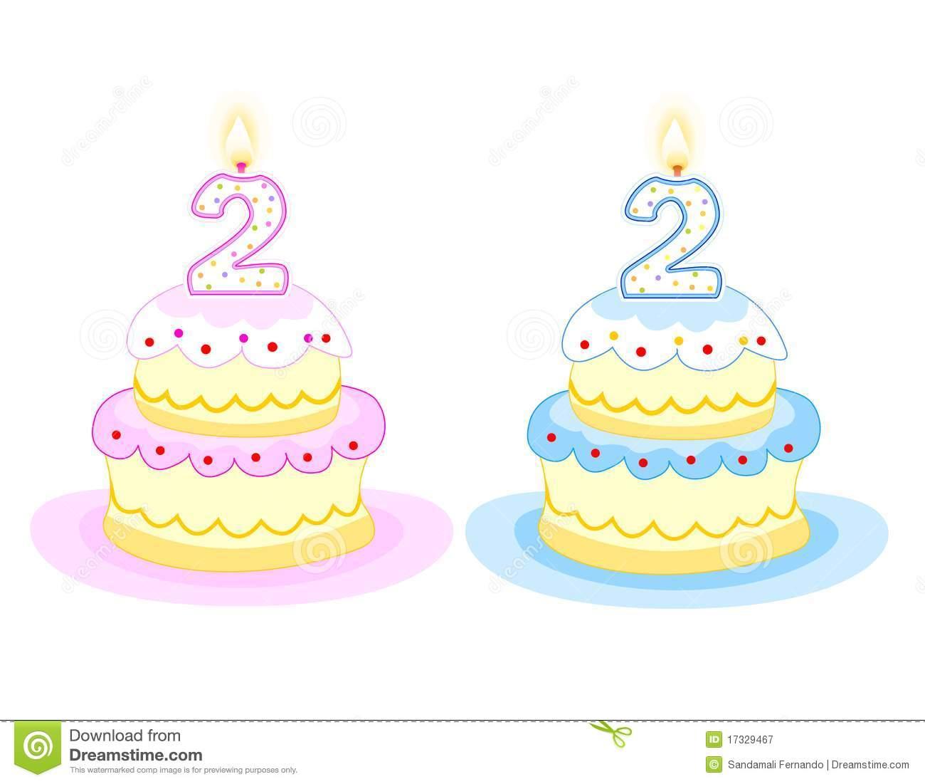2nd birthday cake clipart vector 2nd birthday cake clipart - ClipartFest vector