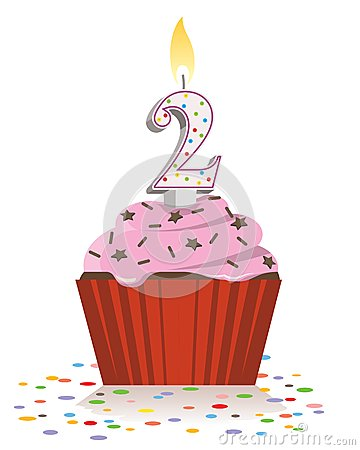 Number Two Shape Birthday Cake Stock Photo - Image: 17074450 jpg library