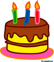 birthday cake clip art at Lakeshore Learning svg free library