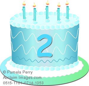 2 Year Old Birthday Clipart - Clipart Kid graphic download