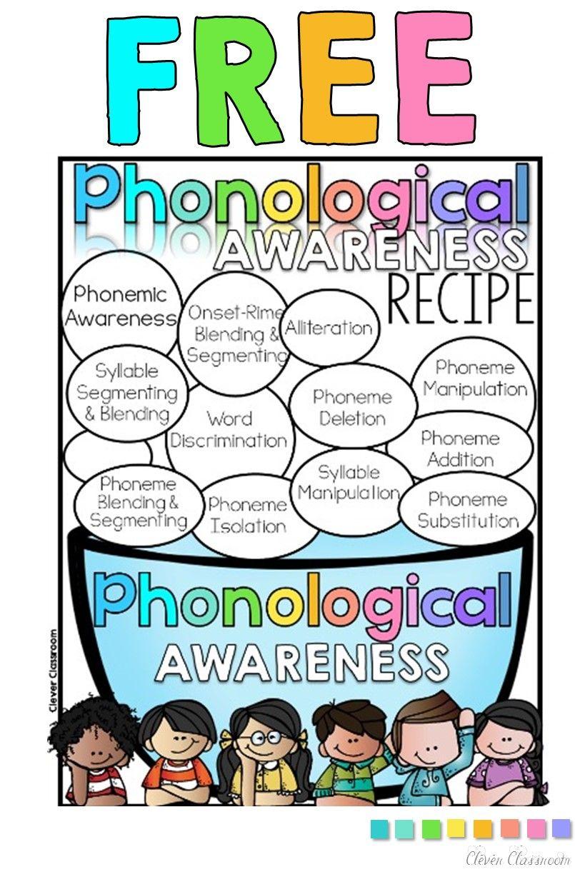 2nd grade recipe clipart clip transparent Phonemic Awareness Cheat Sheet Freebie | 2nd grade ela | Phonemic ... clip transparent