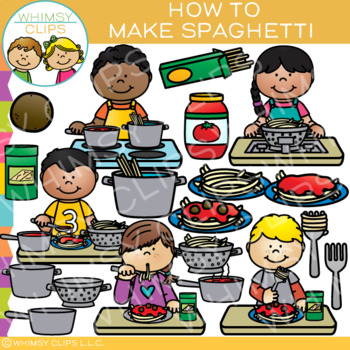 2nd grade recipe clipart clip transparent download 2nd Grade Cooking Worksheets | Teachers Pay Teachers clip transparent download