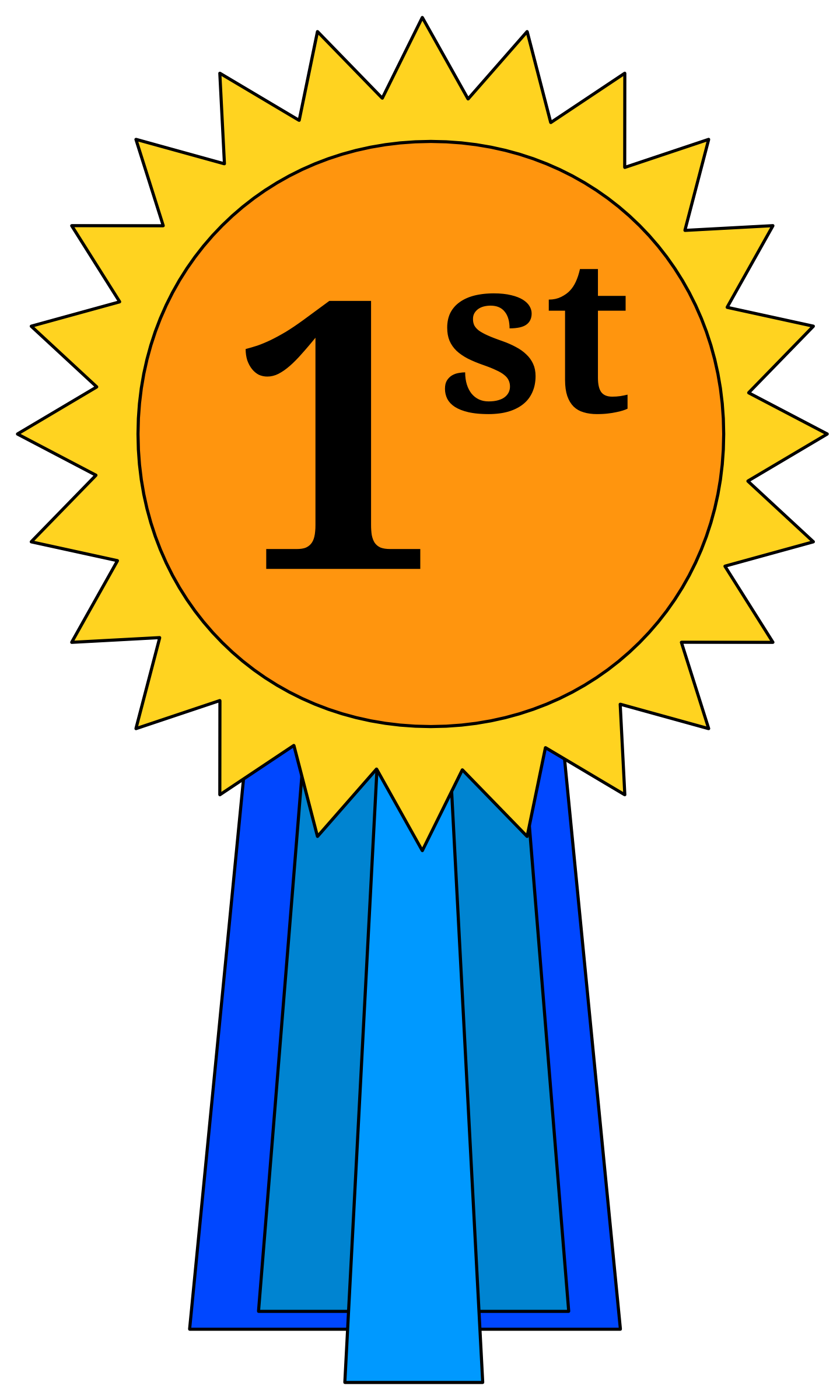 2nd place award ribbon clipart clip library library 2nd Place Ribbon Award Clipart | Clipart Panda - Free Clipart Images clip library library