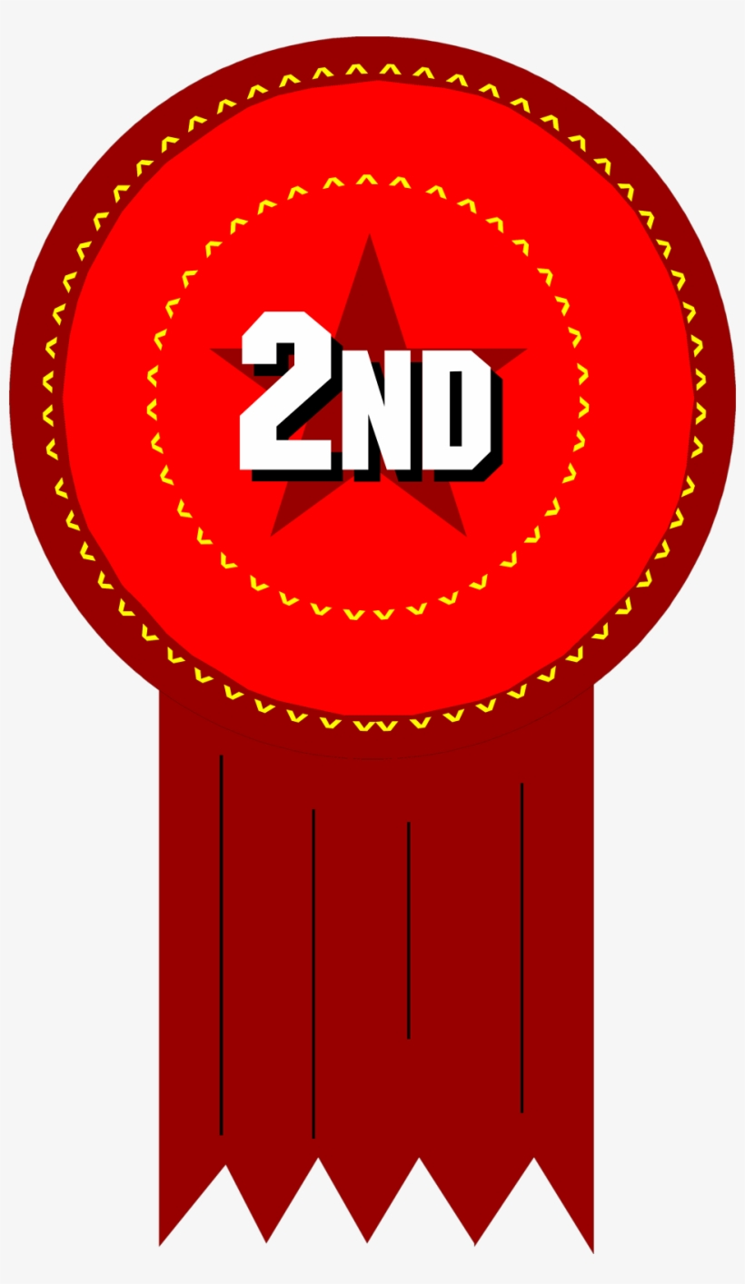2nd place award ribbon clipart picture transparent stock Awards Clipart 2nd Place Ribbon ~ Frames ~ Illustrations - Second ... picture transparent stock