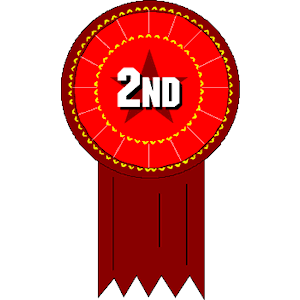 2nd place ribbon clipart image download 2nd Place Ribbon Clipart - Clipart Kid image download