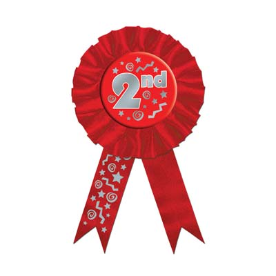 2nd place ribbon clipart picture freeuse stock 2nd place ribbon clip art - ClipartFest picture freeuse stock