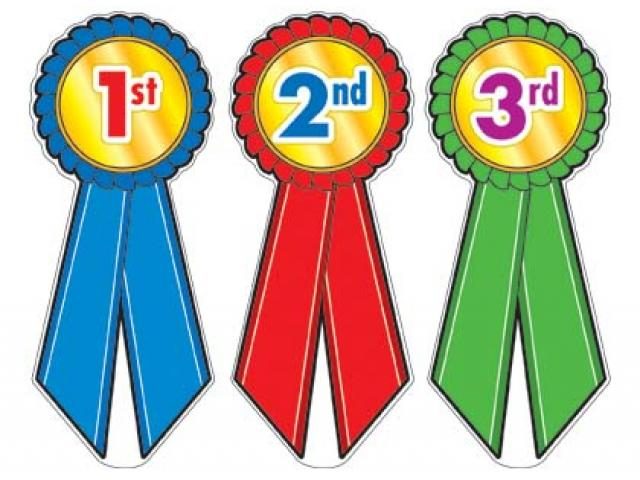 2nd place winner clipart picture black and white Free Winner Ribbon Clipart 2nd, Download Free Clip Art on Owips.com picture black and white