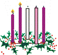 2nd sundays of advent candle clipart graphic Advent Images | Free download best Advent Images on ClipArtMag.com graphic