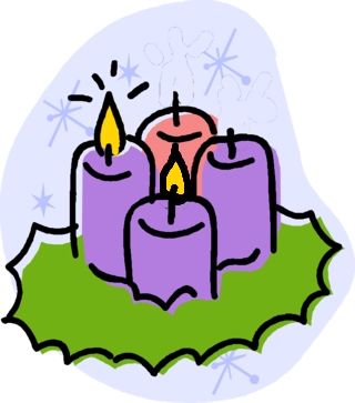 Free clipart advent candles clipart download Free Advent Wreath Cliparts, Download Free Clip Art, Free Clip Art ... clipart download