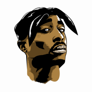 2pac clipart picture free stock 36+ Tupac Shakur Clipart | ClipartLook picture free stock