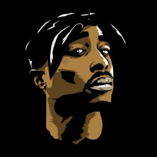 Tupac clipart clip art download 36+ Tupac Shakur Clipart | ClipartLook clip art download