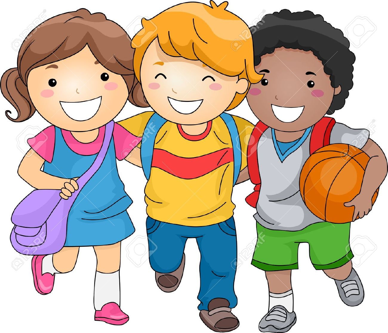 Children making art clipart image freeuse stock Free Three Amigos Cliparts, Download Free Clip Art, Free Clip Art on ... image freeuse stock