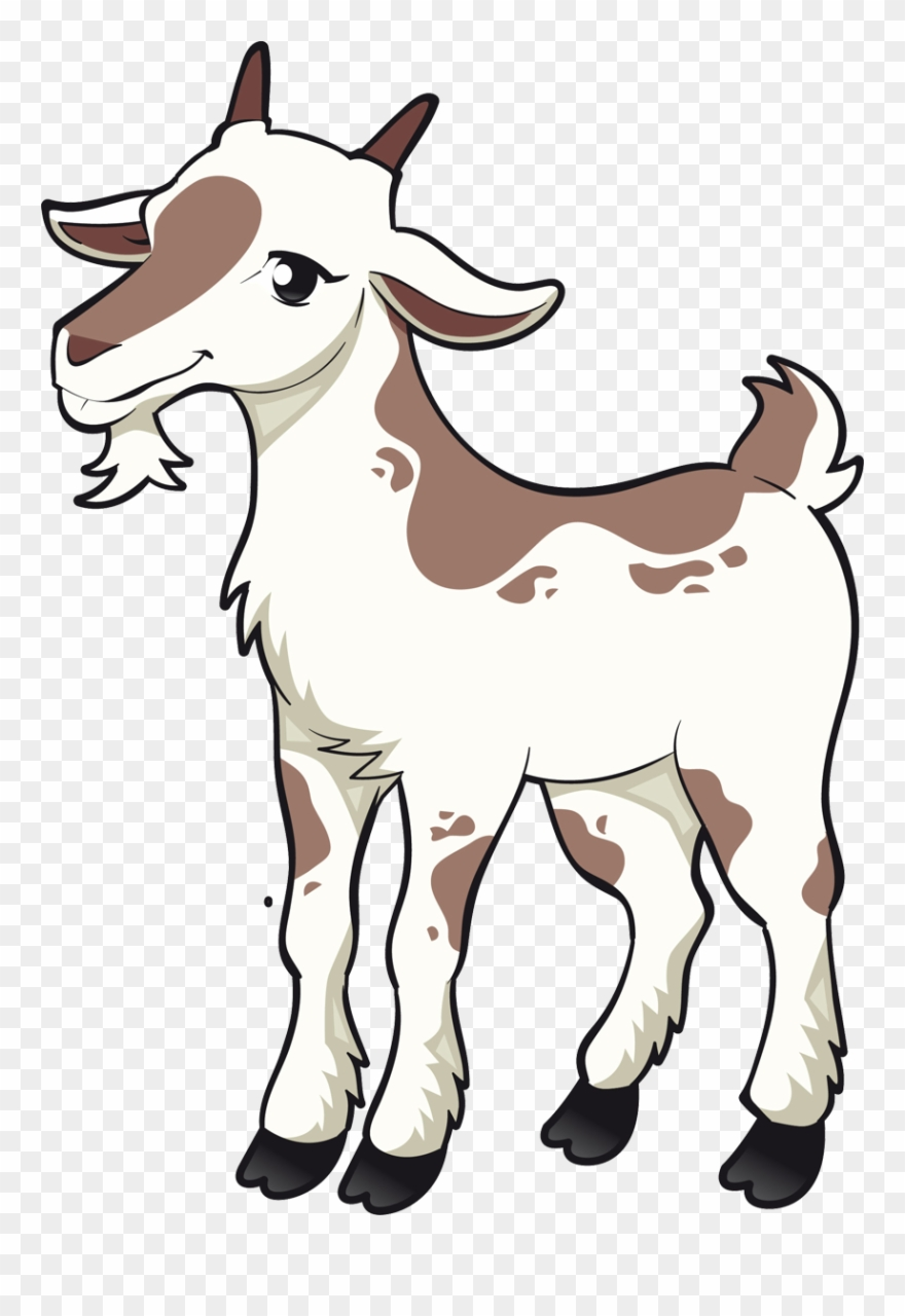 Goat vector clipart clip free Vector Library Library 3 Billy Goats Gruff Clipart - Goat Farm ... clip free