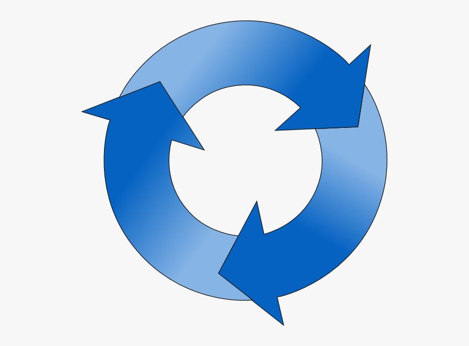 3 arrow clipart jpg free library Arrow Clipart Recycling - Circle With 3 Arrows #52358 - Free ... jpg free library