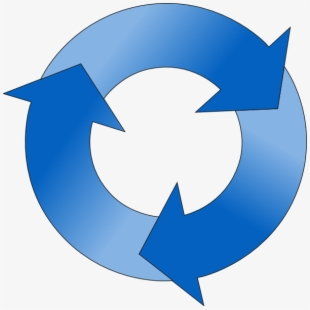 3 arrows clipart picture royalty free Arrow Clipart Recycling - Circle With 3 Arrows #52358 - Free ... picture royalty free