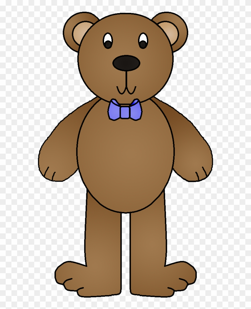 3 brown bears clipart vector freeuse Transparent 3 Bears Clipart - Goldilocks And The Three Bears Daddy ... vector freeuse