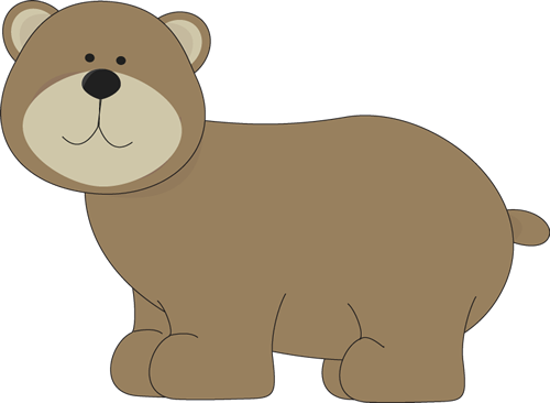 3 brown bears clipart jpg royalty free library Cute bear cute brown bear clipart clipart kid 3 image #40154 jpg royalty free library