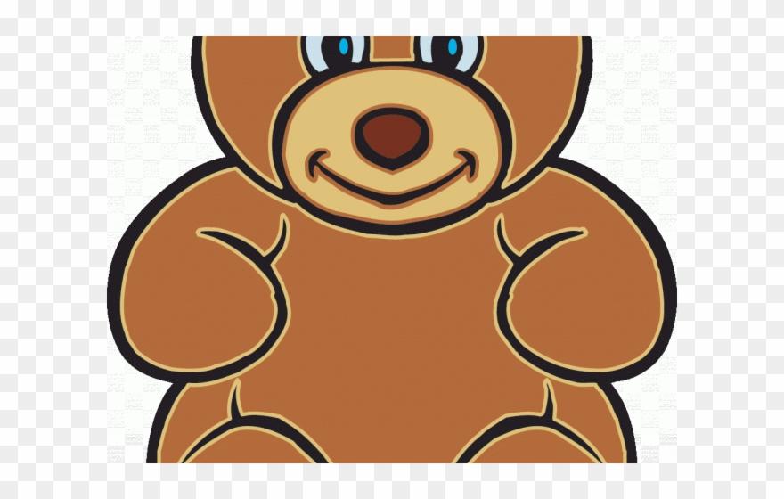 3 brown bears clipart jpg black and white stock Gummy Bear Clipart Animated - 3 Teddy Bear Cartoons - Png Download ... jpg black and white stock