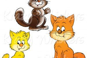 3 real cats clipart image free 3 cats clipart » Clipart Portal image free