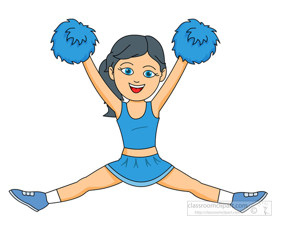 3 cheerleaders images clipart clip art freeuse Cheerleader Art Clipart | Free download best Cheerleader Art Clipart ... clip art freeuse