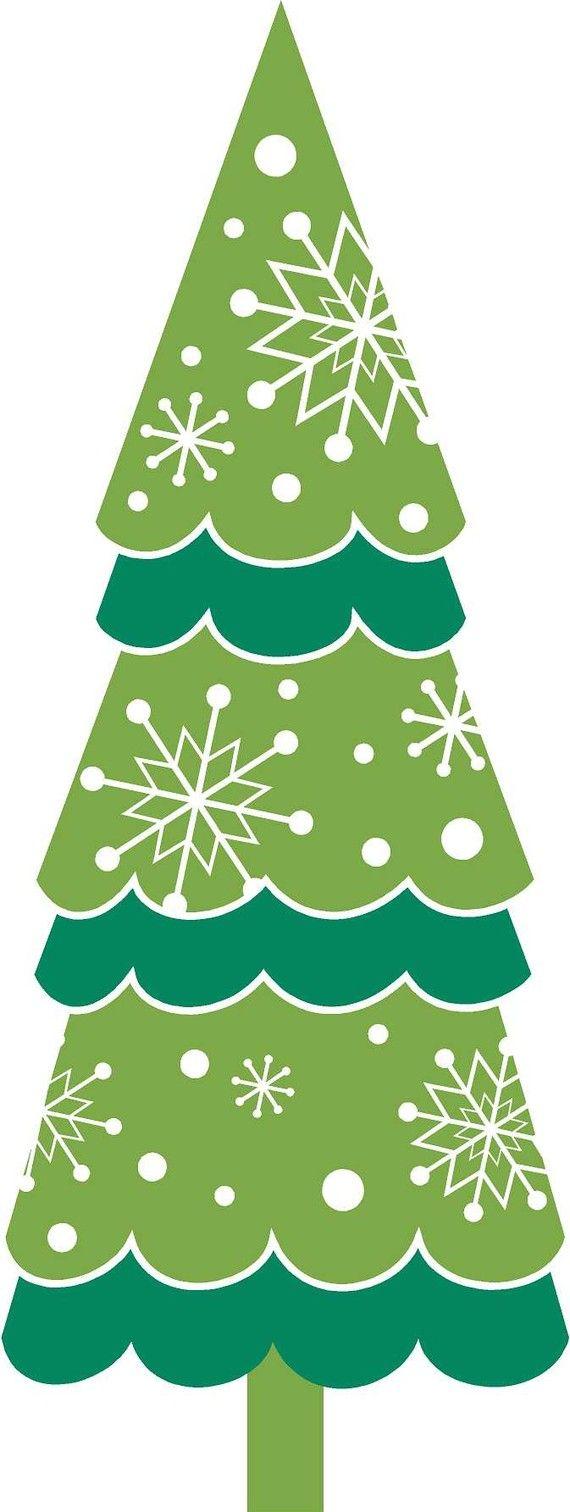 Christmas tree graphics clipart graphic black and white download Free Christmas Tree Clip Art, Download Free Clip Art, Free Clip Art ... graphic black and white download