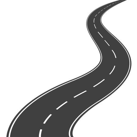 3 clipart road svg black and white Road clipart 3 » Clipart Portal svg black and white