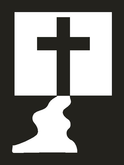 Calvary cross clipart vector stock Calvary Silhouette Clipart | i2Clipart - Royalty Free Public Domain ... vector stock