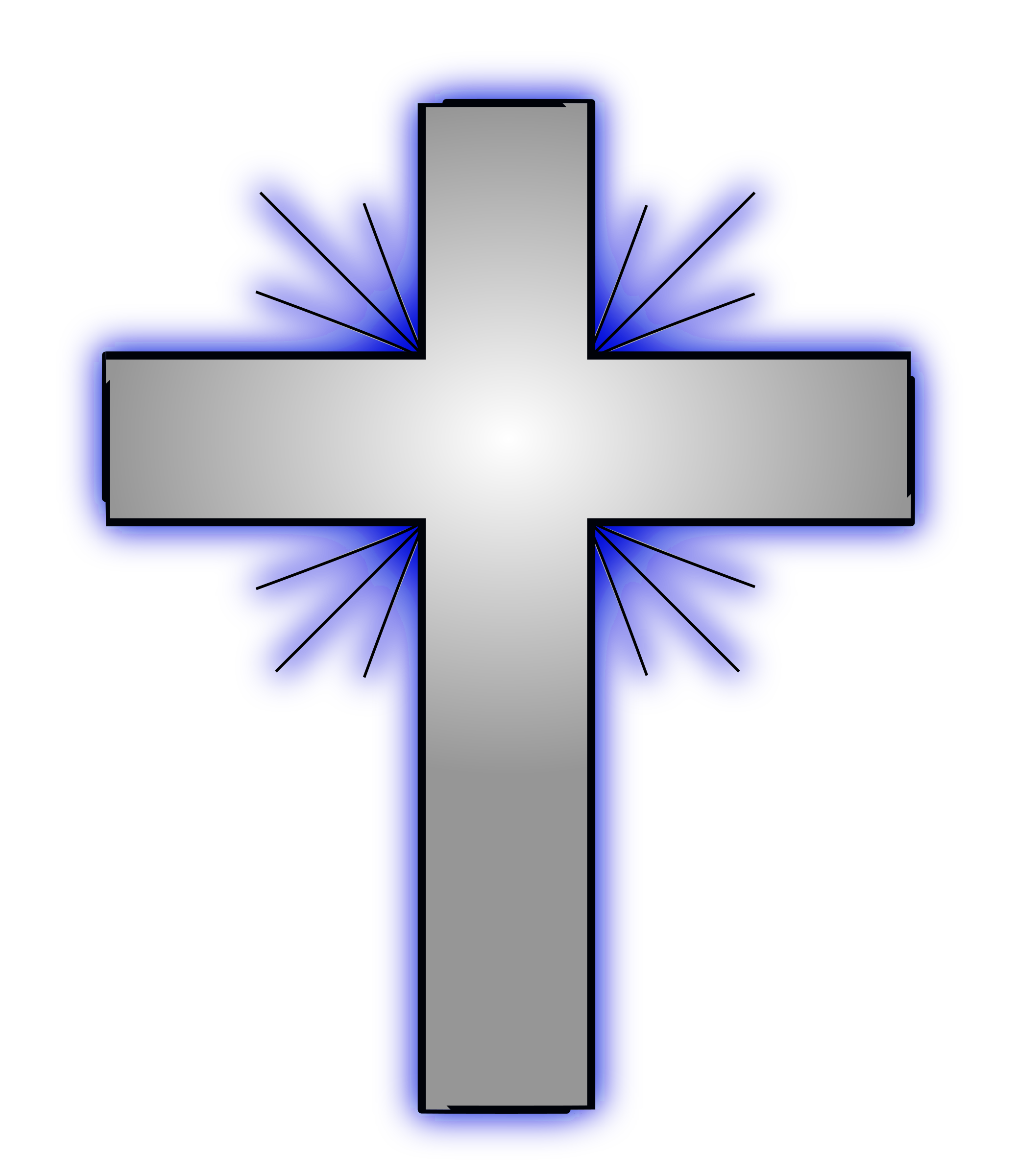 Cross clipart with clot5h