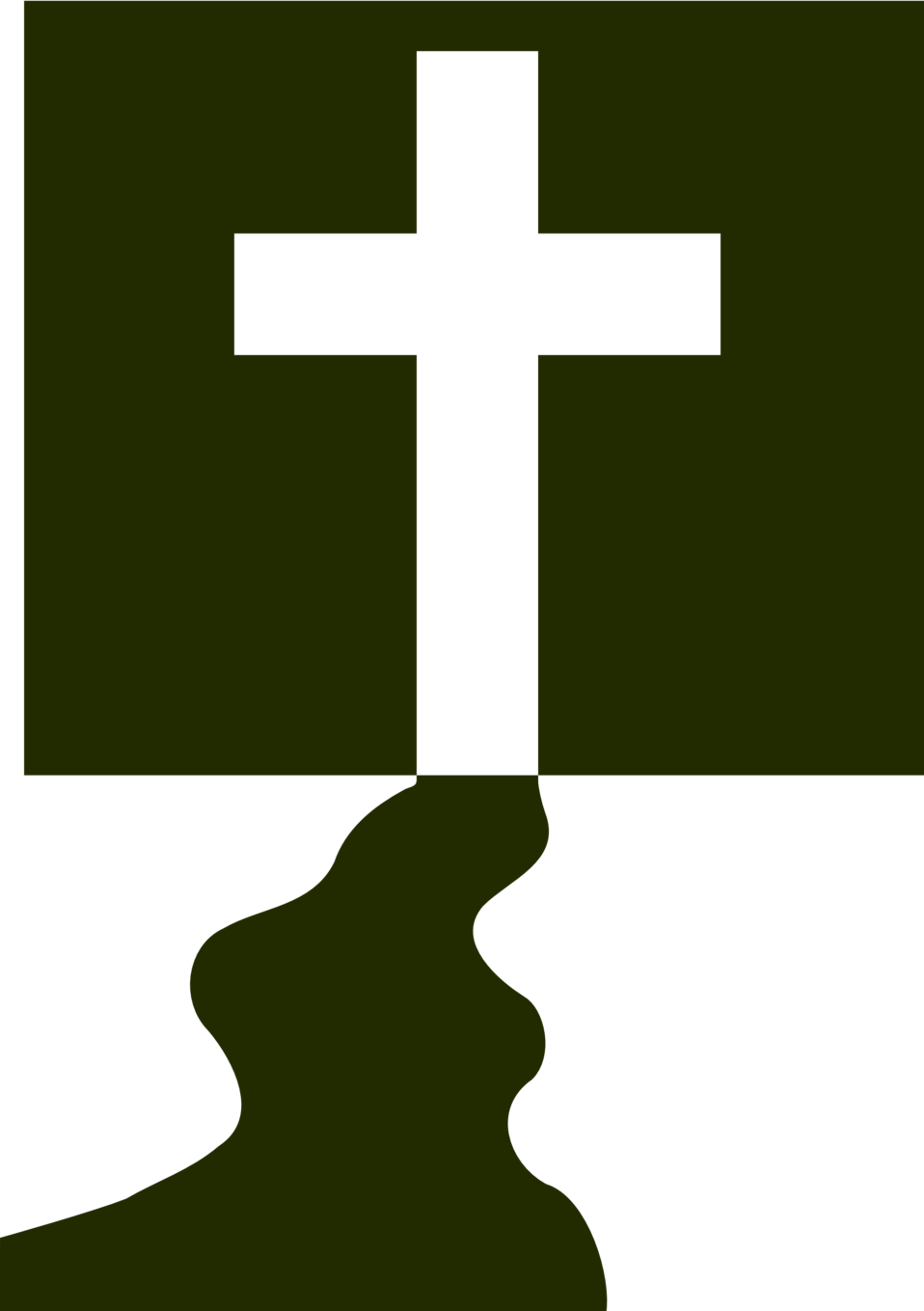 3 cross calvary clipart png download Public Domain Clip Art Image | Calvary Silhouette | ID ... png download