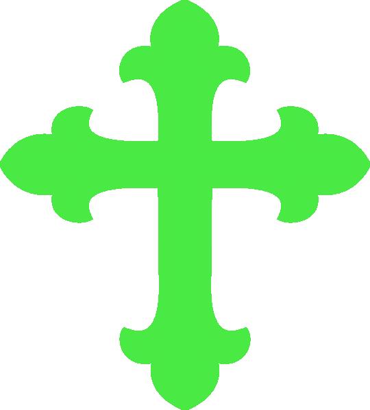 3 cross clipart png free stock Bright Green Cross Clip Art at Clker.com - vector clip art online ... png free stock