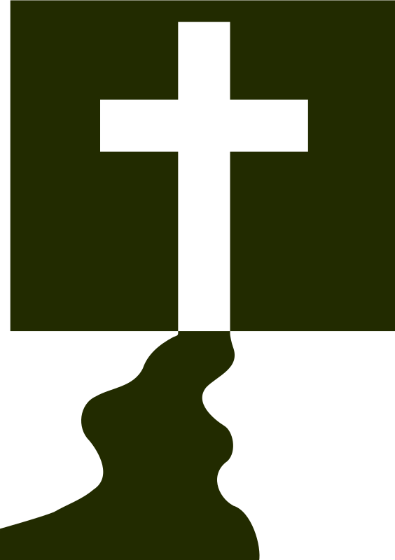 Silhouette Of Three Crosses at GetDrawings.com | Free for personal ... png royalty free